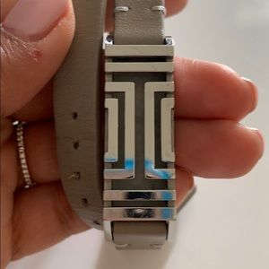 Tory Burch Jewelry - Tory Burch Fitbit wrap adjustable bracelet
